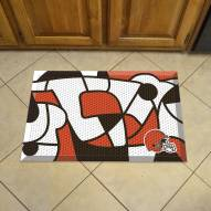 Cleveland Browns Quicksnap Scraper Door Mat