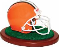 Cleveland Browns Collectible Football Helmet Figurine