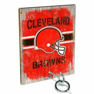 Cleveland Browns Ring Toss Game