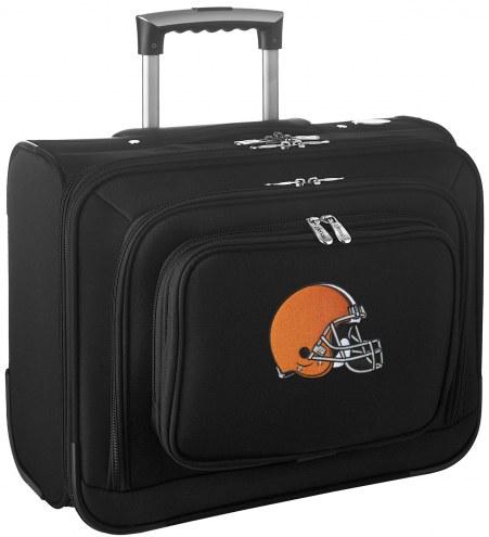 Cleveland Browns Rolling Laptop Overnighter Bag
