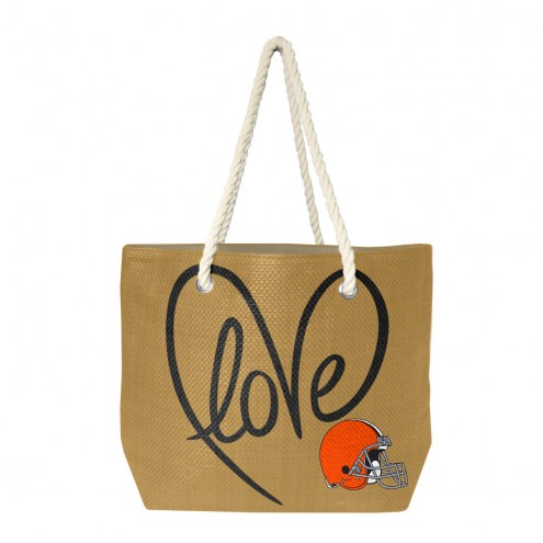 Cleveland Browns Rope Tote