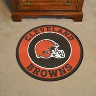 Cleveland Browns Rounded Mat
