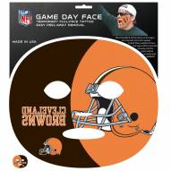 Cleveland Browns Set of 4 Game Day Faces
