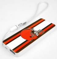 Cleveland Browns Slim Power Bank Portable Charger