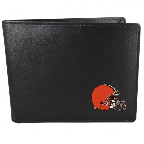 Cleveland Browns Small Logo Bi-fold Wallet