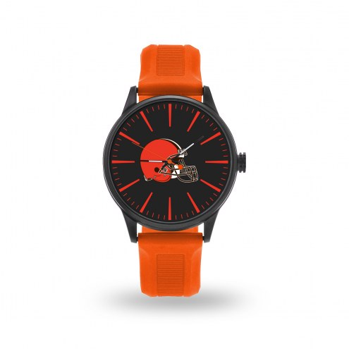 Cleveland Browns Sparo Men's Cheer Watch