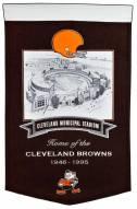 Cleveland Browns Stadium Banner