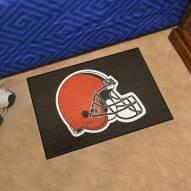 Cleveland Browns Starter Rug