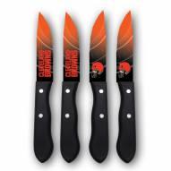 Cleveland Browns Steak Knives
