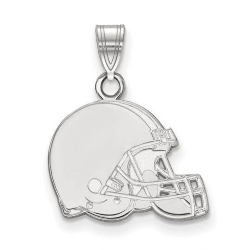 Cleveland Browns Sterling Silver Small Pendant