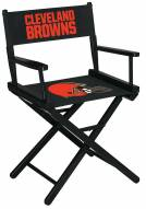 Cleveland Browns Table Height Director's Chair
