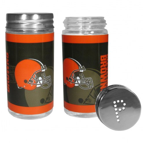 Cleveland Browns Tailgater Salt & Pepper Shakers