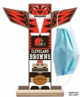 Cleveland Browns Totem Mask Holder
