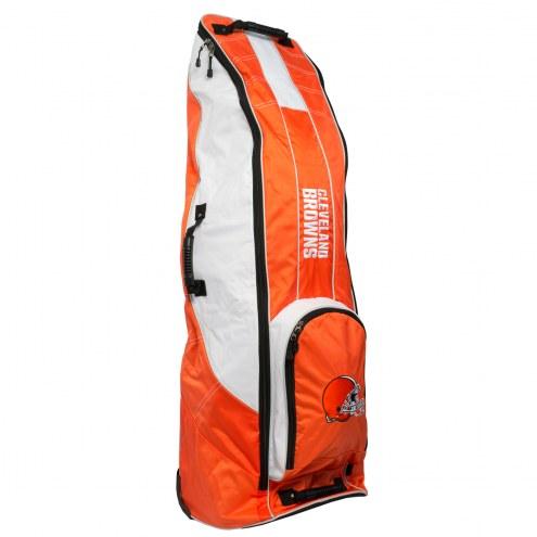 Cleveland Browns Travel Golf Bag