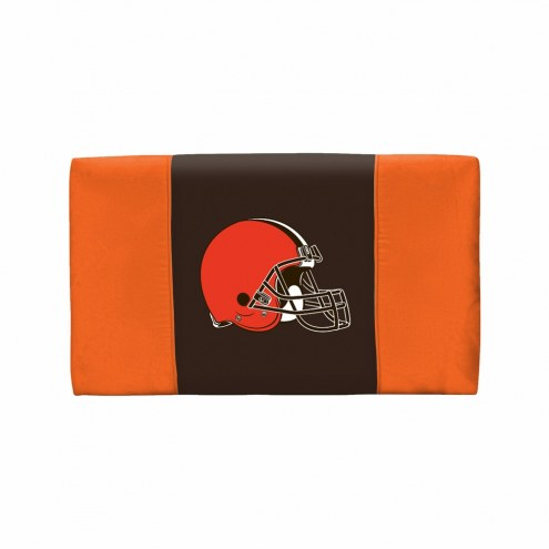 Cleveland Browns Twin Headboard