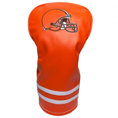 Cleveland Browns Vintage Golf Driver Headcover