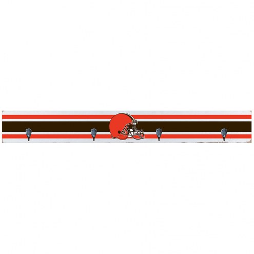 Cleveland Browns Wall Hooks