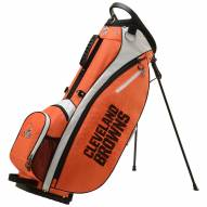 Cleveland Browns Wilson NFL Carry Golf Bag