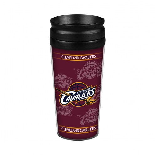 Cleveland Cavaliers 14 oz. Full Wrap Travel Mug