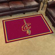 Cleveland Cavaliers 4' x 6' Area Rug