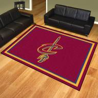 Cleveland Cavaliers 8' x 10' Area Rug