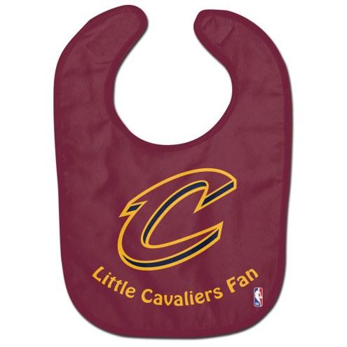 Cleveland Cavaliers All Pro Little Fan Baby Bib