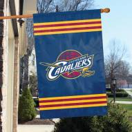 Cleveland Cavaliers Applique 2-Sided Banner Flag