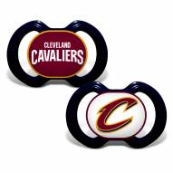 Cleveland Cavaliers Baby Pacifier 2-Pack