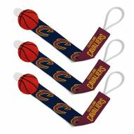 Cleveland Cavaliers Baby Pacifier Clips