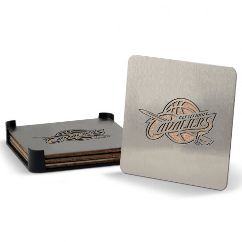 Cleveland Cavaliers Boasters Stainless Steel Coasters - Set of 4