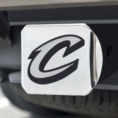 Cleveland Cavaliers Chrome Metal Hitch Cover
