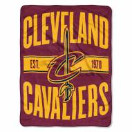 Cleveland Cavaliers Clear Out Throw Blanket