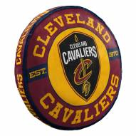 Cleveland Cavaliers Cloud Travel Pillow