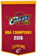 Cleveland Cavaliers Dynasty Banner