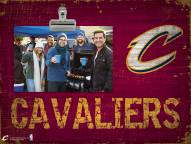 Cleveland Cavaliers Wood Clip Frame