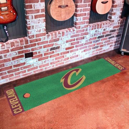 Cleveland Cavaliers Golf Putting Green Mat