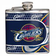 Cleveland Cavaliers Hi-Def Stainless Steel Flask