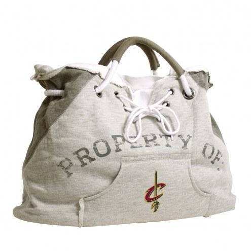 Cleveland Cavaliers Hoodie Tote Bag