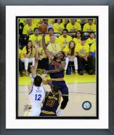 Cleveland Cavaliers J.R. Smith NBA Finals Framed Photo