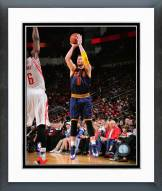 Cleveland Cavaliers Kevin Love Action Framed Photo