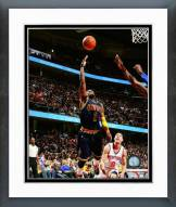 Cleveland Cavaliers Kyrie Irving Action Framed Photo