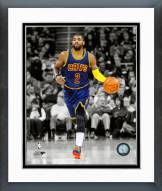 Cleveland Cavaliers Kyrie Irving Spotlight Action Framed Photo