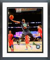 Cleveland Cavaliers Kyrie Irving 2014 NBA All-Star Game Action Framed Photo