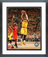 Cleveland Cavaliers Kyrie Irving Eastern Conference Finals Framed Photo