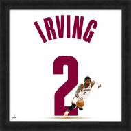 Cleveland Cavaliers Kyrie Irving Uniframe Framed Jersey Photo