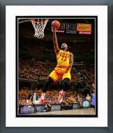 Cleveland Cavaliers LeBron James 2014-15 Action Framed Photo