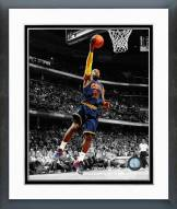 Cleveland Cavaliers LeBron James 2014-15 Spotlight Action Framed Photo
