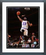 Cleveland Cavaliers LeBron James NBA All-Star Game Action Framed Photo