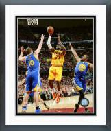 Cleveland Cavaliers LeBron James Game 3 of the 2015 NBA Finals Framed Photo