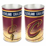 Cleveland Cavaliers Metal Wastebasket